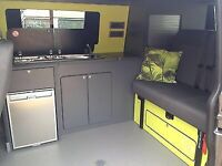 Campervan / day van conversion £5999 your van t4 t5 vivaro etc