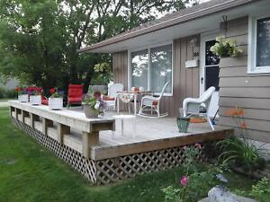 Winnipeg  Beach  3 Bdrm.