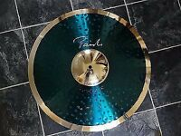 """PAISTE SIGNATURE 22"""" BLUE BELL RIDE CYMBAL"""