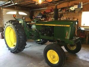 1970 John Deere 2120 diesel tractor