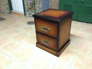 2 Draw timber bedside cabinet Randwick Eastern Suburbs Preview