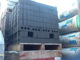 Blue engineering brick