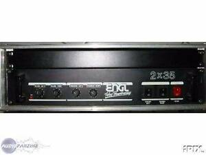 ENGL 820/35 ALL VALVE STEREO GUITAR POWER AMP Newcastle Newcastle Area Preview