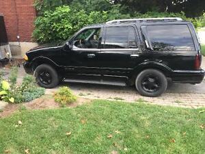 Lincoln Navigator All Black