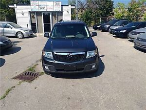 "2009 Mazda Tribute GX SUV, Crossover ""Certified "" ONLY 102000 KM"