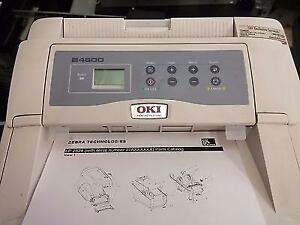 OKI B4600 Monochrome LED Laser Printer N22106A OkiData USB Parrale