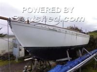 New Traditional wooden sailing yacht. Unfinished project. Stunning boat with Modern materials