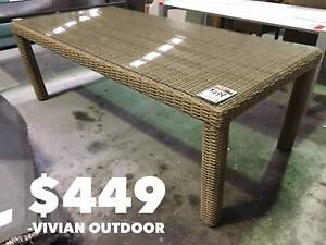 Designer Dining Table Factory Second Outlet - See Pictures