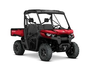 2016 Can-Am Defender XT HD10
