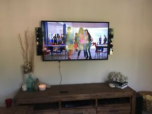 "55"" Smart Flat LED +Samsung Home theatre system Elanora Gold Coast South Preview"