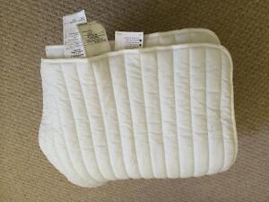 Crib Mattress Pad Cambridge Kitchener Area image 2