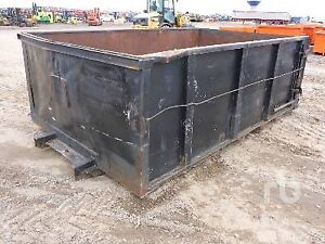 Bin rental $299 all in. Junk removal services