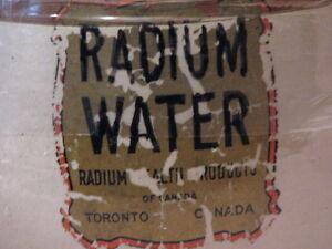 Quack Medicine, Fad Diet - Radium Water... Peterborough Peterborough Area image 1