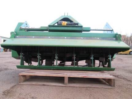 CHICKEN SHED TILLER / ROTARY HOE