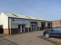 Commercial/Industrial Unit To Let