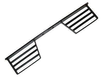 TWIN REAR TOWBAR STEP BLACK  FOR TRANSIT CONNECT VAN TRUCK PICKUP - RE0201