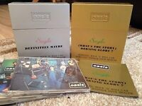 Oasis boxed collection. Excellent condition