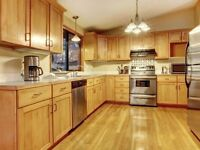 Kitchen Bathroom Basement Development & Reno FREE ESTIMATE  ••••