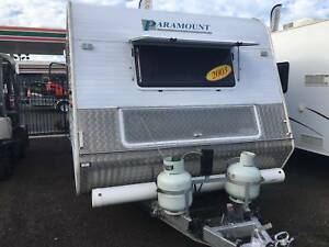 2003 Paramount Delta with Shower Toilet Belmont North Lake Macquarie Area Preview