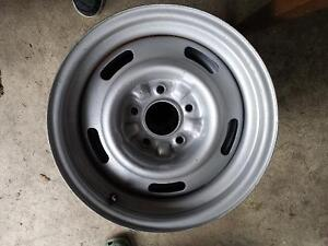 Two Chev Rally Rims, 15x7