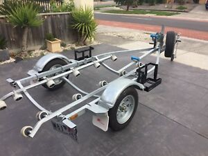 Jet ski trailer - 2015 South Morang Whittlesea Area Preview