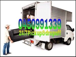 24/7 FURNITURE PICKUP/MOVING/RID OFF Ryde Ryde Area Preview