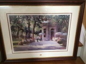 Carre St. Louis Limited Edition Print
