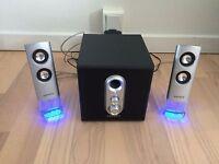 Advent 2.1 PC Speakers
