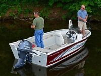 2015 MirroCraft Outfitter Series 1677-O