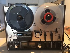 60's Vintage Akai 4000ds Reel to Reel *can post Elanora Gold Coast South Preview
