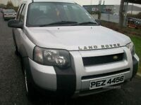 2004 Freelander, Immaculate condition. Loads of work done recently.