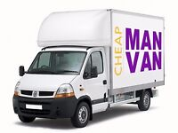 Man and Van cheap Home Removal Service start from 25p