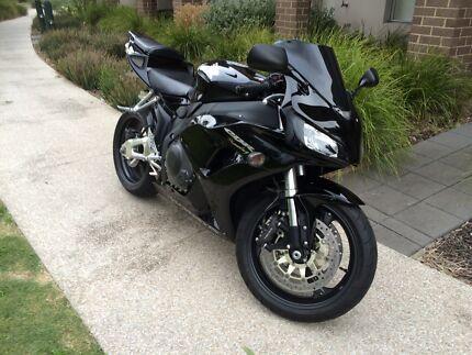 2007 honda cbr1000rr fireblade | motorcycles | gumtree australia