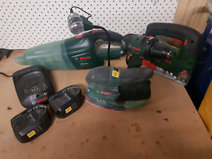 Bosch 18v power tools Kallangur Pine Rivers Area Preview