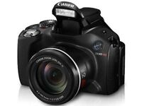 Canon SX40 HS Bridge Camera