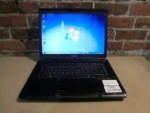 Ordinateur portable Toshiba Satellite L300 320go 4go (i012388)