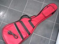 Quality Electric Guitar Gig Bag with Cable