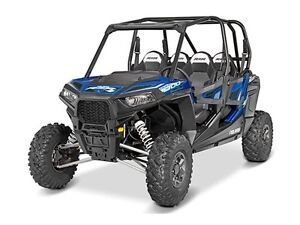 2016 Polaris RZR 4 900 EPS Blue Fire