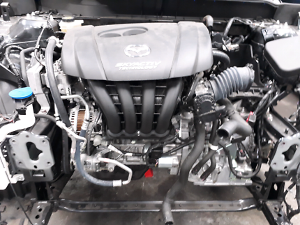 Mazda cx3 2016 Engine