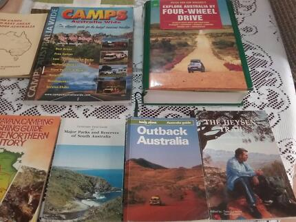 Out back four wheel drive books