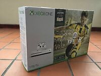 Xbox one S with Fifa 17 swap for PS4