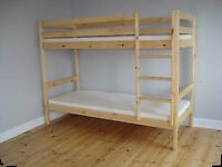 NEW!!! SOLID BUNK BEDS. FREE DELIVERY IN PORTSMOUTH