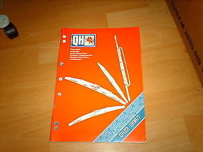 QH wiper blade catalogue QH22 inc crossreference