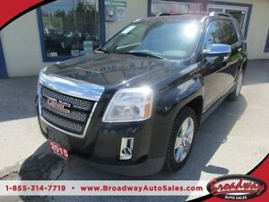 2015 GMC Terrain LOADED SLT-1 MODEL 5 PASSENGER 2.4L - ECO-TEC..