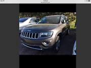 2015 Jeep Grand Cherokee WRECKING ALL PARTS Campbellfield Hume Area Preview
