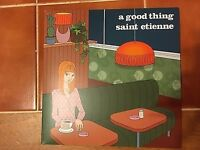 "Saint Etienne ‎– A Good Thing - 7"" Vinyl"