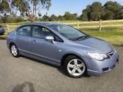 2007 Honda Civic MY07 VTi-L Blue 5 Speed Automatic Sedan Mordialloc Kingston Area Preview