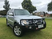 2007 Mitsubishi Pajero NS VR-X Silver 5 Speed Sports Automatic Wagon Somerton Park Holdfast Bay Preview