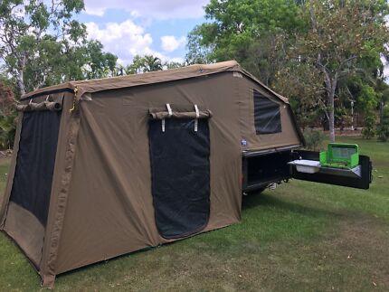 Challenge Desert Seeker Camper Trailer