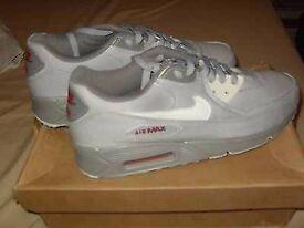 Grey Nike Air Max 90's BRAND NEW